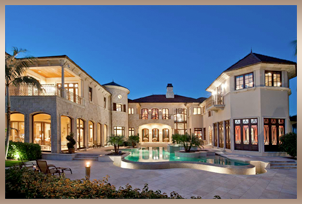 Homes in Bay Colony